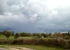 Orage Beaumont-en-Argonne 08210 Ciel orageux