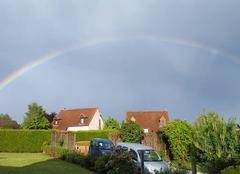 Ciel Chouzy-sur-Cisse 41150 Arc en ciel
