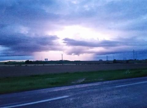 Bel orage
