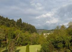 Ciel Saint-Nizier-d'Azergues 69870 Temps orageux ce matin