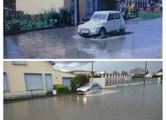 Pluie Laon 02000 Inondations