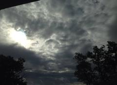 Nuages Sieurac 81120 Pluie