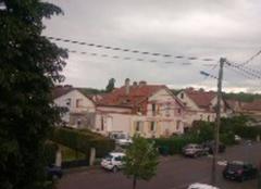 Pluie Stiring-Wendel 57350 Il pleut
