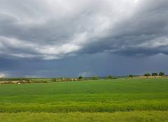 Orage Dannemarie 68210 Nuage d'orage
