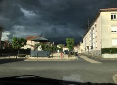 Ciel Sermaize-les-Bains 51250 Soleil nuage tout juste magnifique!!!