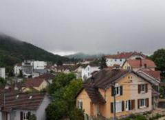 Pluie Besançon 25000 Déprimant