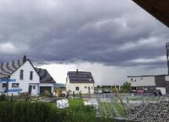 Nuages Oberentzen 68127 Orage