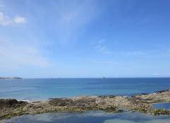 Ciel Saint-Malo 35400 Soleil en Bretagne