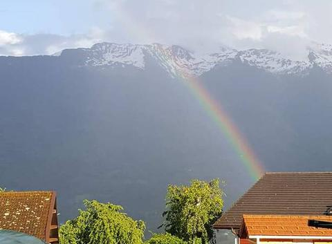 Arc en ciel Savoie.