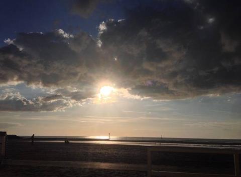 Le crépuscule Normand