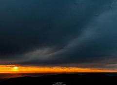 Ciel Lagnieu 01150 Ambiances orageuses de l'ain