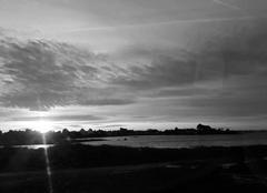 Mer Pleubian 22610 Levé de soleil