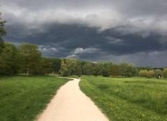 Orage Chartres 28000 Chartres avant la dégradation orageuse