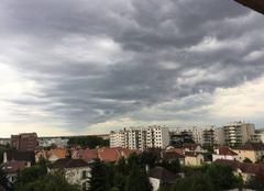 Ciel Champigny-sur-Marne 94500 Vue de balcon