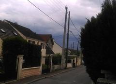 Orage Marly-la-Ville 95670 Orage en formation