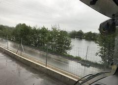 Pluie Lumes 08440 Sur la Meuse