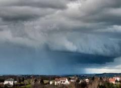 Ciel Clermont-Ferrand 63000 Rideau de Pluie