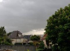 Ciel Vitry-sur-Seine 94400 Pluie
