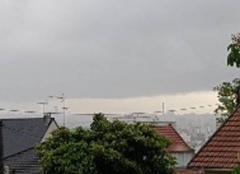 Pluie Vitry-sur-Seine 94400 Ciel
