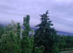 Orage Reims 51100 Le orage arrive