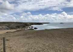 Mer Saint-Pierre-Quiberon 56510 Côte rocheuse