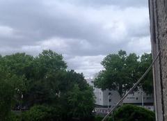Nuages Lyon 69000 Ciel nuageux sur Lyon