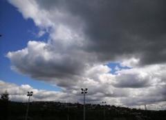 Nuages Genilac 42800 Gros nuages