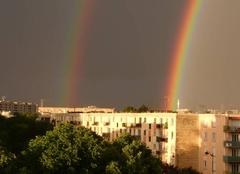 Ciel Rueil-Malmaison 92500 Arc en ciel