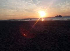 Mer Calais 62100 Blériot plage