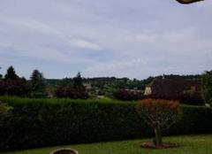 Nuages Sarlat-la-Caneda 24200 Le soleil réapparaît