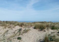 Mer Calais 62100 La plage