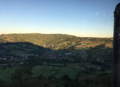 Chaleur Marcillac-Vallon 12330 Marin calme sur le vallon de marcillac