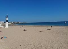 Mer Quiberon 56170 Grande plage