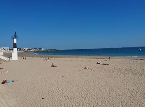 Grande plage