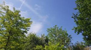 Ciel Saint-Aignan 41110 Beau temps