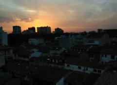 Ciel Toulouse 31000 Couché de soleil Toulouse