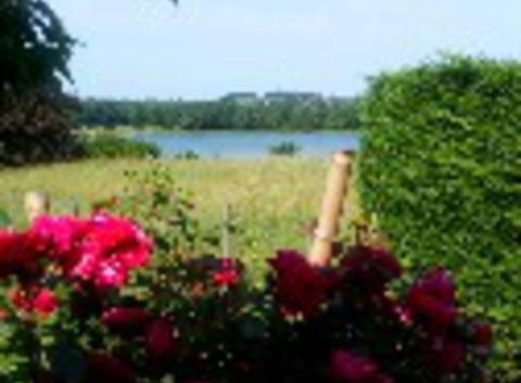 Vue sur le lac