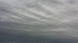 Ciel Niort 79000 Temps orageux