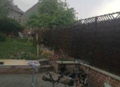 Pluie La Louvière La pluie après le beau temps
