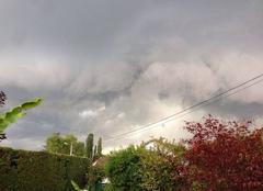 Orage Crouy-sur-Ourcq 77840 Orage de mai
