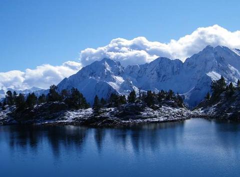 Magnifique ciel des Pyrénées