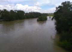 Ciel Muret 31600 Garonne boueuse