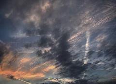 Nuages La Roche-sur-Yon 85000 Pele mêle de nuages