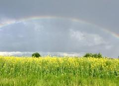 Ciel Saint-Andre-de-l'Eure 27220 Arc en ciel