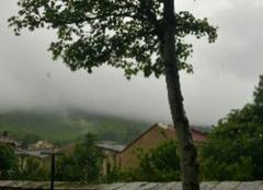 Pluie Labastide-Rouairoux 81270 Temps maussade
