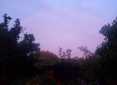 Ciel Eclaibes 59330 Arc en ciel à Éclaibes