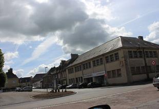 Ciel Aunay-sur-Odon 14260 Nuances de gris