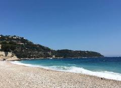 Mer Roquebrune-Cap-Martin 06190 Beau temp sur la côte d azur