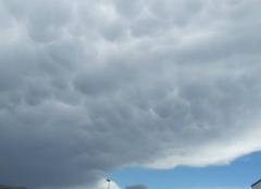 Nuages Notre-Dame-de-Bondeville 76960 Nuages orage