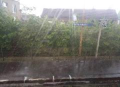 Pluie Berlaimont 59145 Il pleut